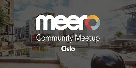 Meero Photographers Community Meetup (Oslo) tickets