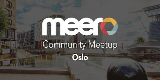 Meero Photographers Community Meetup (Oslo)