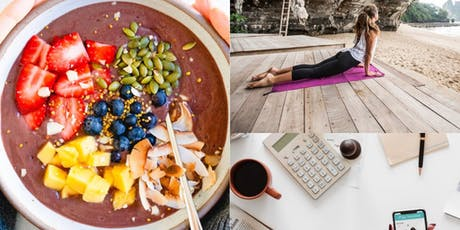 Makeover Your Morning: Food, Fitness & Finances to Fit Your Lifestyle tickets