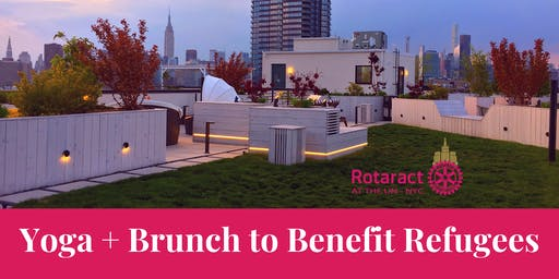 Yoga and Brunch to Benefit Refugees