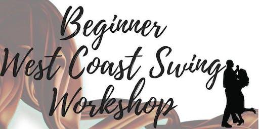 Beginner West Coast Swing Workshop
