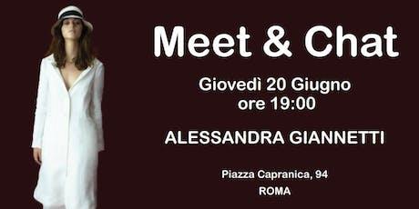 Meet&Chat Tibex biglietti