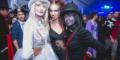 Halloween Party at Dracula's Castle in Bran Transylvania