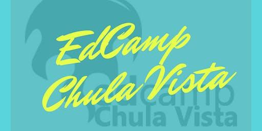 Edcamp Chula Vista 2019