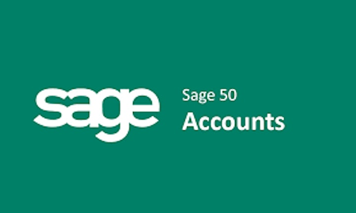 FREE SAGE 50 Accounting 2 Day Workshop:  Community Career Booster image