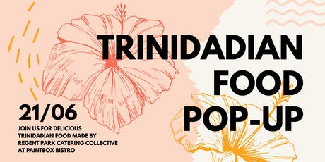 TRINIDADIAN FOOD POP-UP  tickets