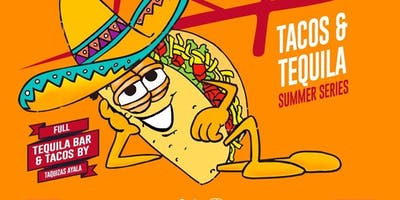 ROMPE FRIDAYS TACOS & TEQUILA SUMMER SERIES | FREE W/ RSVP