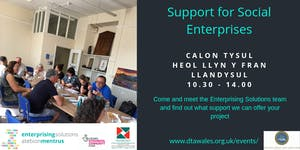 Community Enterprise Masterclass support for Social...