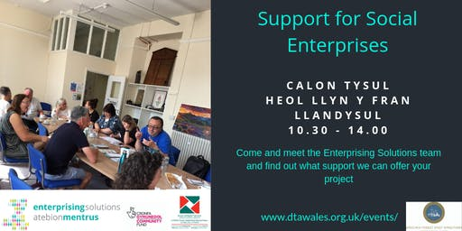 Community Enterprise Masterclass support for Social Enterprises 2 July 2019