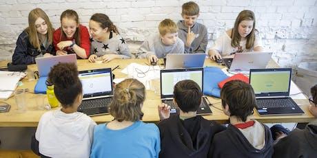 Spielerisch die Zukunft erkunden - Testworkshop für die 7.-13. Klasse! Tickets