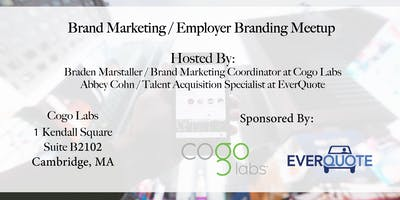 Employer Branding / Brand Marketing Meetup