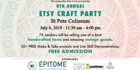 2019 TBEC Etsy Craft Party tickets