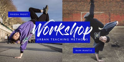 "Ground Conference #7 - 2-days workshop ""urban teaching methods"""