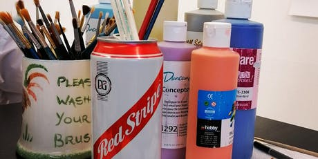 Dad's Pottery Paint & a Pint Workshop: Summer Season tickets