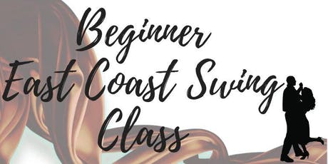 Beginner East Coast Swing Class tickets
