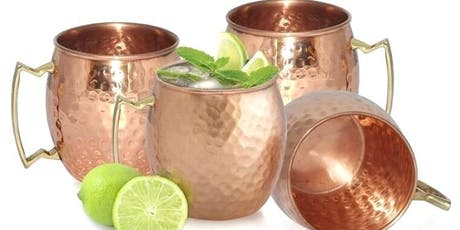CRAFT COCKTAILS: MOSCOW MULES (HANDS-ON!) tickets