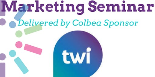 Marketing Seminar with The Write Impression