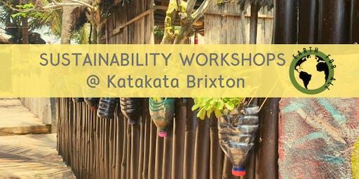 Journey to Zero-Waste! Part of the Summer Sustainability  Workshop Series.