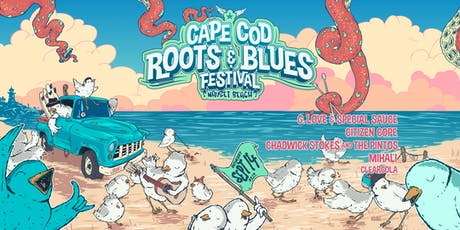 Cape Cod Roots & Blues Festival tickets