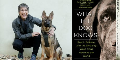 Sip 'n Sign Book Club Series - What the Dog Knows by Cat Warren tickets