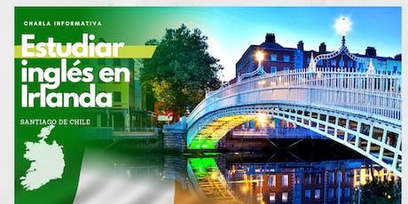 Estudiar inglés y trabajar en Irlanda entradas
