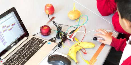 Make Some Noise Masterclass + Mega Maker Lab entry tickets