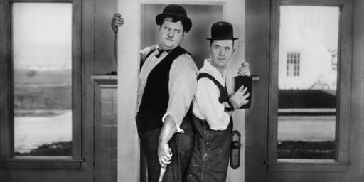 Coseley Community Cinema & Funny Things Festival - Celebrating Laurel and Hardy