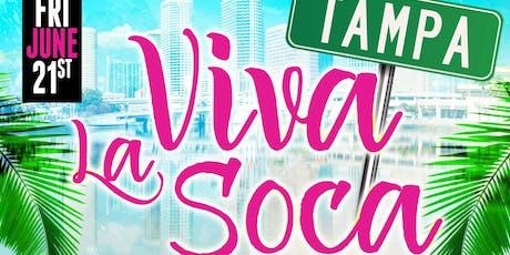 Viva la Soca (Tampa Edition) tickets
