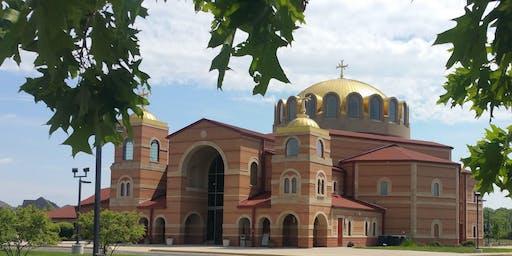 AIA Indianapolis July Program - Holy Trinity Greek Orthodox Cathedral