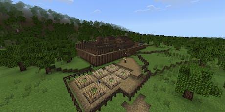 Atelier Minecraft : Aventure Kebec 1608-1663 billets