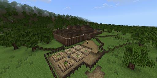 Atelier Minecraft : Aventure Kebec 1608-1663