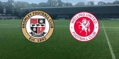 Bromley v Welling United tickets