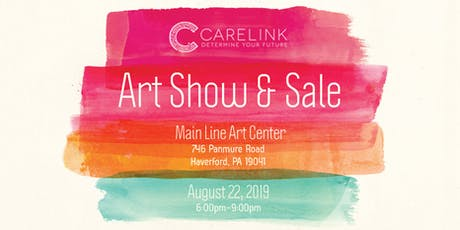 CareLink Summer Art Show & Sale tickets