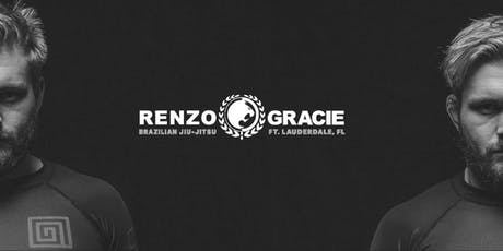 GORDON RYAN NOGI SEMINAR @ RENZO GRACIE FORT LAUDERDALE tickets