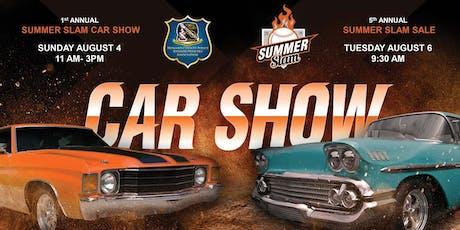 Summer Slam Car Show  tickets