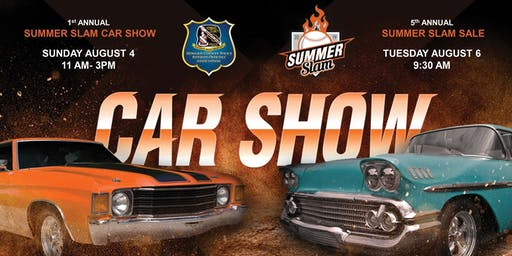 Summer Slam Car Show