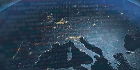 The Digital Anthropocene: the Need for a European Way tickets