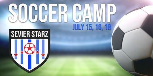 Starz Summer Soccer Camp 2019