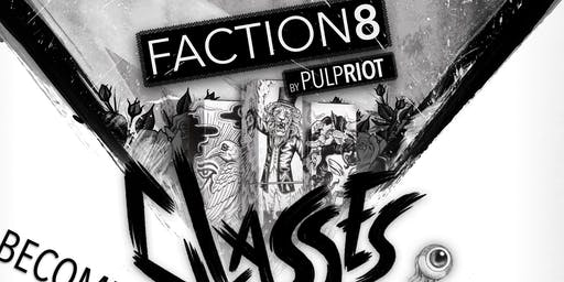 Faction8 by Pulpriot
