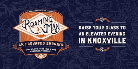 Roaming Man: An Elevated Evening tickets