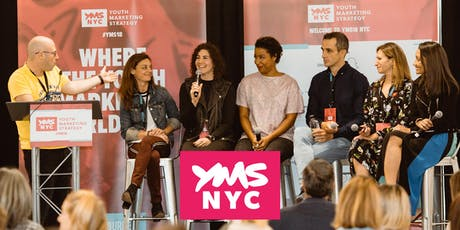 Youth Marketing Strategy New York 2019 tickets