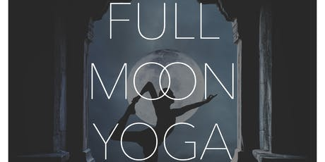 Full Moon Yoga tickets