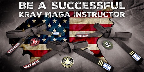Krav Maga Certified Instructor Course-Instructed by Michael Ruppel   tickets