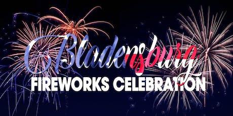 Bladensburg Fireworks Celebration tickets