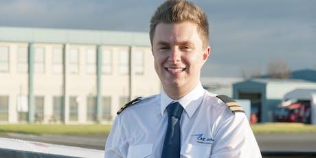 CAE Become a Pilot – Info Session Brussels (Dutch) billets