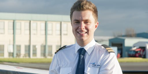 CAE Become a Pilot – Info Session Brussels (Dutch)