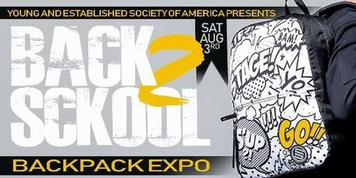 Backpack Expo Miami