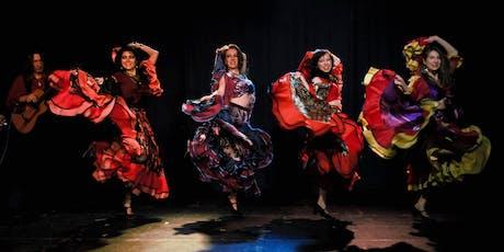 Gypsy Dance Around The World show tickets