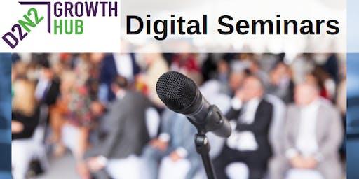 D2N2 Growth Hub Digital Seminars