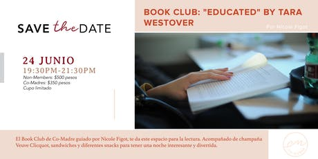 "Book Club: ""Educated"" by Tara Westover  tickets"